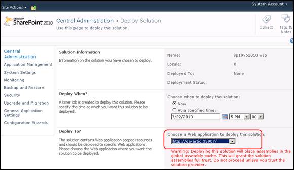 how to create wsp file in sharepoint 2013