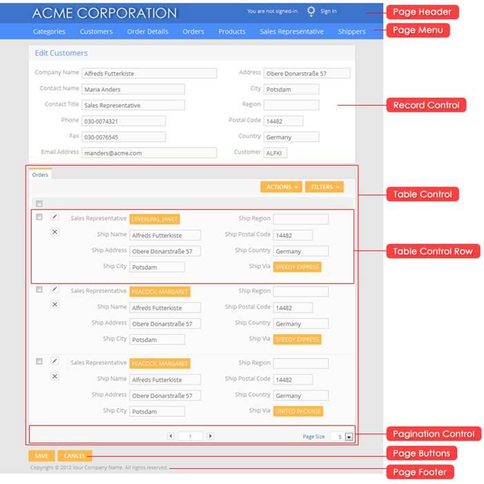 Iron Speed Designer - Version 5.2 Features