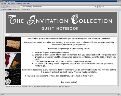 iron speed profile the invitation collection wedding guest list